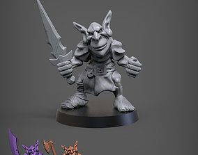 3D print model Classic Goblins