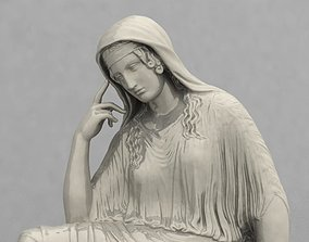 The Statue of Penelope 3D model