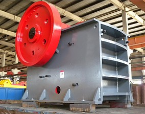 3D PE600x900 JAW CRUSHER