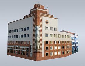 Modernist Beauty 3D asset