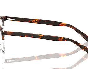 Eyeglasses for Men and Women 3D print model shoe