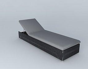 IBIZA bath sun houses the world 3D model