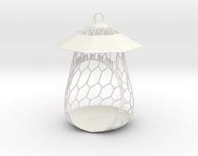 3D print model Birdfeeder