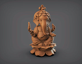 Shree Ganesha 3D printable model