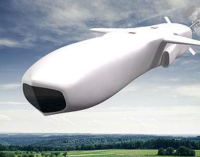 Joint Strike Missile JSM v2 3D model