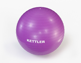3D asset Exercise Ball