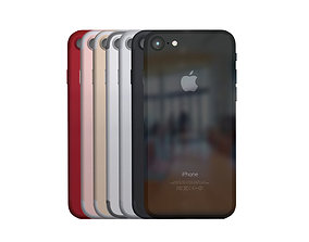 iPhone 7 with 4K Textures 3D