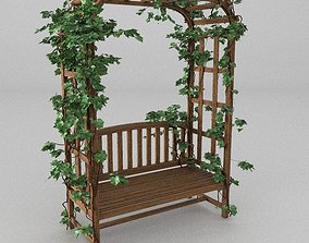 Seating Alcove 3D model