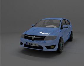 3D model Proton Suprima S
