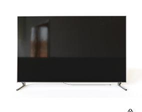 Smart TV 8K flat screen cycles 3D