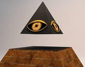 All Seeing Eye of God 3D model