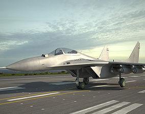 3D Mikoyan MiG-29