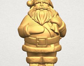 Santa Claus 3D Model buddha