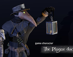 mr Plague Doctor 3D model