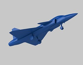 Airplane 3D print model