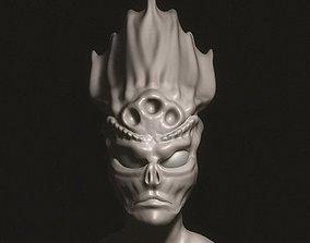 Patriarch Alien 3D print model