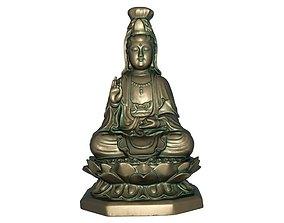 religion 3D print model Goddess of Mercy