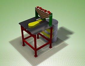 3D model Can Crusher-AP