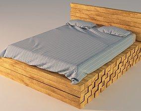 3D Loft Bed