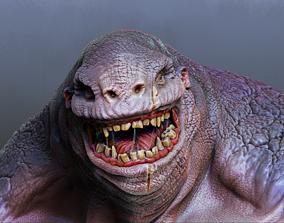 Cave Troll 3D print model