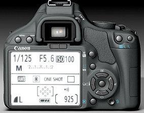 Canon 450D 3D