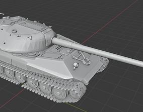 Russian Tanks Object 705 3D printable model