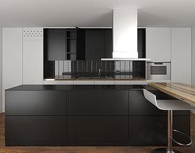 Kitchen Furniture XIV 3D