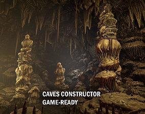 Cave constructor 3D model