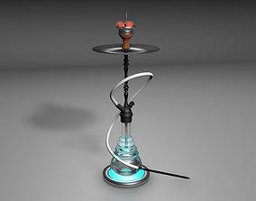 3D model Hookah Shisha C4D