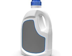3D model Bottle Detergent 03