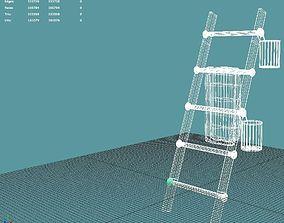 3D model Ladder Towel Rack