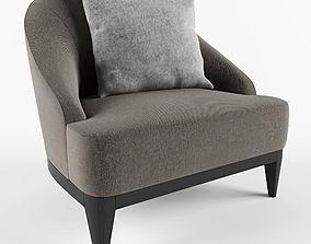 armchair vray Armchair 3D model