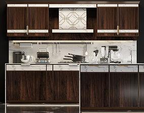 Kitchen FM Bottega dArte Daytona 3D model
