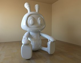 3D print model beat boo boguie