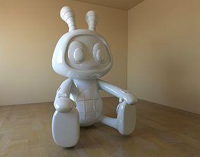 3D print model beat boo boguie