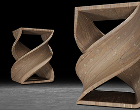 3D model house Coffee Table02