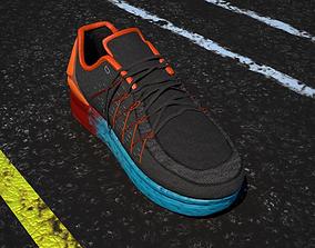 3D model Marathon Shoe Size No 45