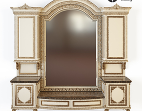 3D Classic dressing table