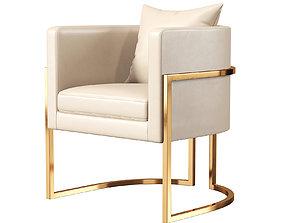 3D model Modern sofa chair 087