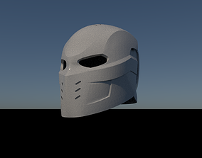 3D CrossBones Helmet Marvel Cinematic Universe Version
