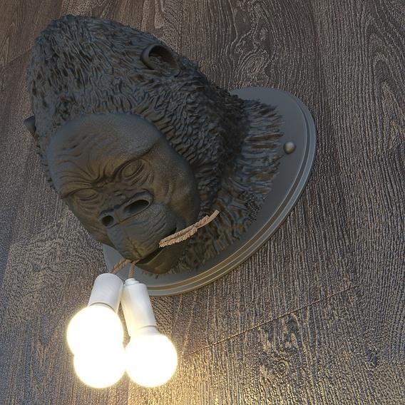 Kong Lamp