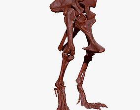 3D model Giganotosaurus Hip Leg Set Skeletons