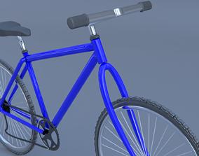 3D model Speedy Blue Bike