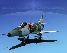 3D Douglas A-4D Skyhawk V10 RAN