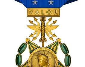 3D Air Force Medal of Honor