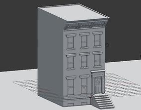 3D New York Building