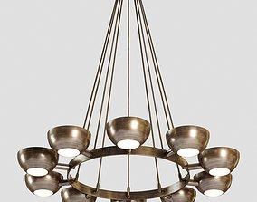 3D model Denver Ceiling Lamp