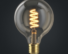 Light bulb 27 3D model
