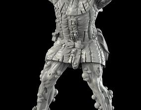 3D print model Medieval ghoul 3
