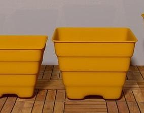 3D Printable Plant Pots